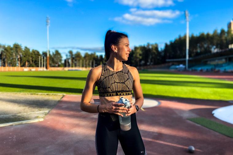 Nathalie Westman: Vaikeuksien kautta voittoon