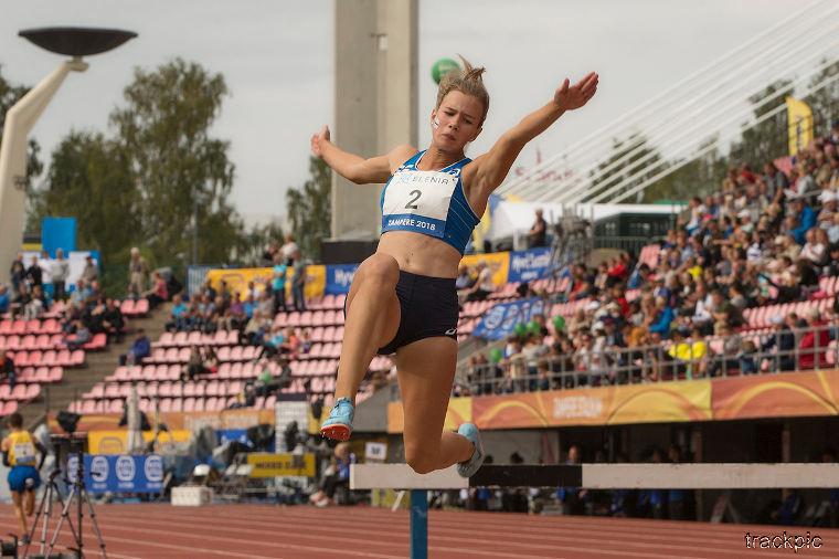 Nea Lento pituushypyn pronssille Euroopan Nuorten Olympiafestivaaleilla