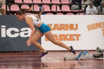 Vaikeasta kaudesta huolimatta Nea Mattila katsoo luottavaisena tulevaan: