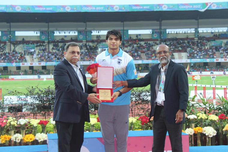 Intian keihästykiltä vakuuttava paluu kisakentille – olympiaraja rikki yli vuoden kisatauon jälkeen