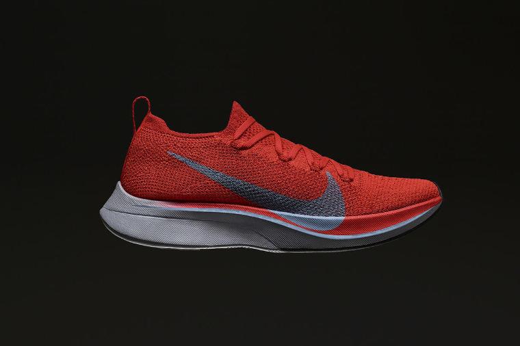 Nike Vaporfly 4% Flyknit - poikkeuksellinen juoksukenkä