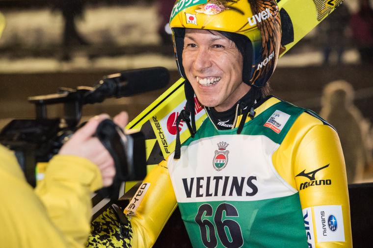 Noriaki Kasai nähdään jälleen Garmisch-Partenkirchenin mäkikilpailussa