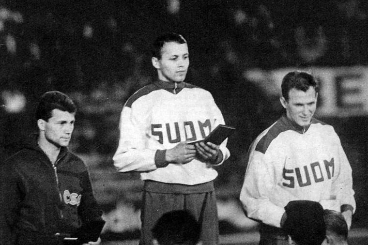 Seiväslegenda Pentti Nikula tänään 80 vuotta - pamautti maagisen haamurajan puhki juuri ennen 24-vuotissyntymäpäiväänsä