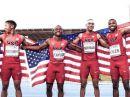 Näkökulma: Miesten pikajuoksuherruus on tyrkyllä Yhdysvaltain uudelle sprintterisukupolvelle