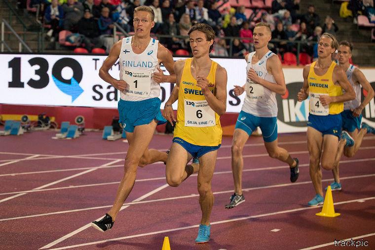 Raitanen juoksi upeaan voittoon Belgiassa