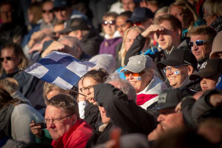 Paavo Nurmi Games 2018 saatiin kilpailla aurinkoisessa kesäillassa.
