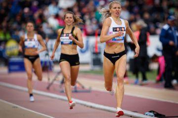 Sara Kuivisto juoksi upean ennätyksen Slovakiassa