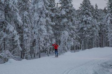 Kowalczyk suvereeni Saariselällä - Timo Mantere miesten kisan voittoon