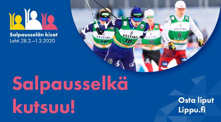 Vuoden 2020 Salpausselän kisoissa on tarjolla vuosituhannen paras lajikattaus.