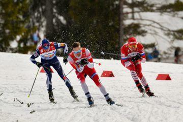 Falunin miesten 15 km Bolshunoville, suomalaiset kaukana kärjestä