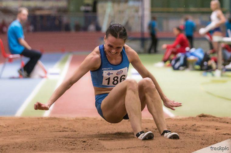 """Senni Salminen hätyyttelee tänään EM-mitalia sekä olympiarajaa: """"Jos kaikki osuu kohdilleen"""""""