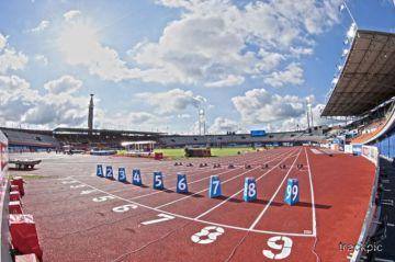 Joshua Cheptegei juoksi 5000 metrin ME:n – Katso video