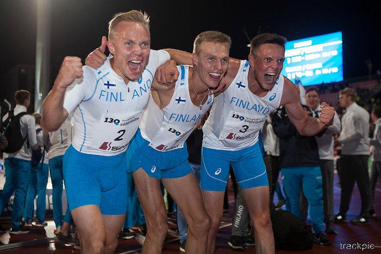 Suomi vahvalla joukkueella viikonlopun Ruotsi-otteluun
