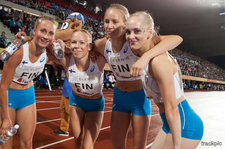 Näkökulma: Yleisurheilulla olisi edellytyksiä nousta nuorten naisten suosikkilajiksi