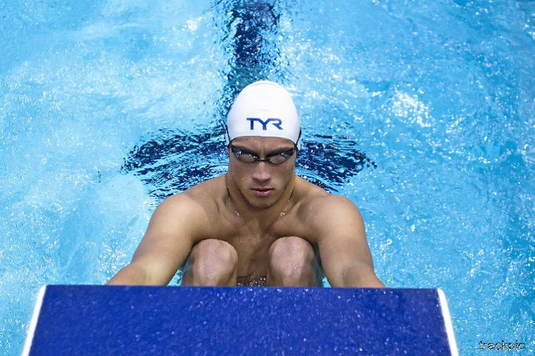 Swimming has been included in Olympics since 1896.