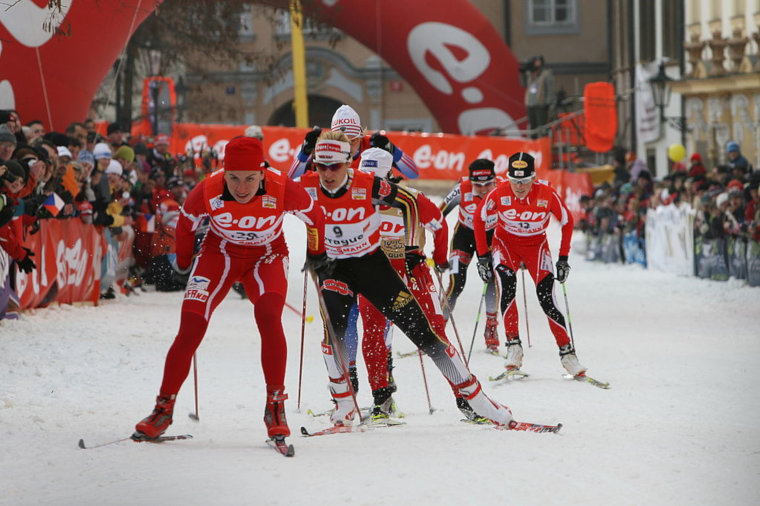 Poland´s Justyna Kowalczyk is the most successful woman on the women´s Tour de Ski.
