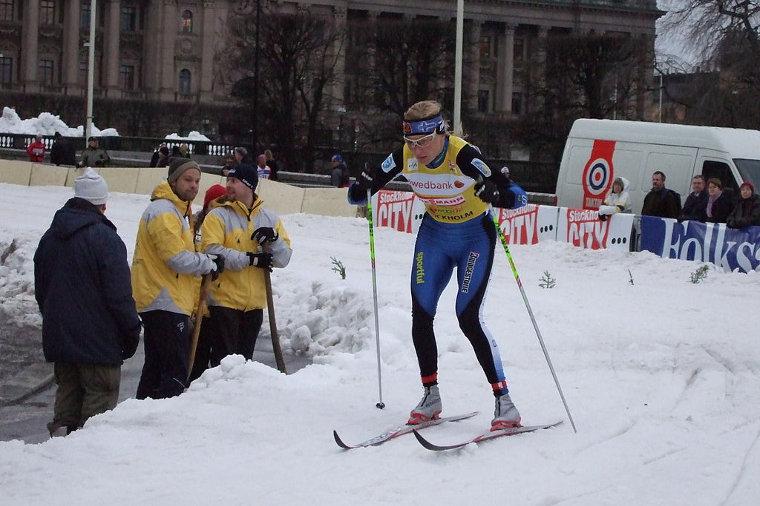 Virpi Kuitunen on menestynein suomalaisnainen maastohiihdon MM-kisoissa kahdeksalla mitalillaan, joista peräti kuusi on kultaisia.
