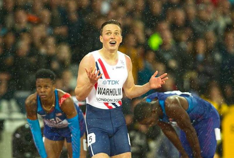 Karsten Warholm juoksi 400 m aitojen hurjan Euroopan ennätyksen Oslossa