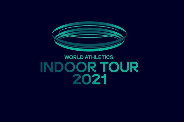 World Athletics Indoor Tour Gold event is held in Madrid Wednesday the 24th of February 2021.