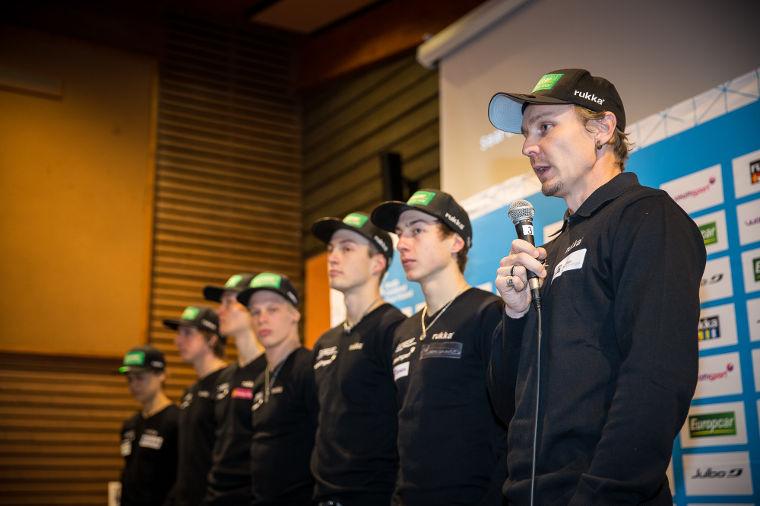 Herola & Hirvonen parisprintin voittoon Salpausselällä hurjalla hiihdolla!